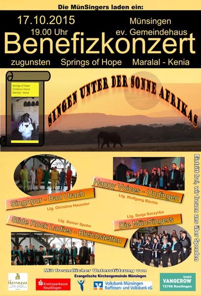 Konzertplakat 9-15