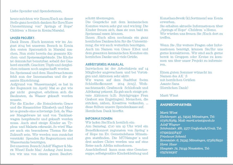 Seite 2 Dankesbrief