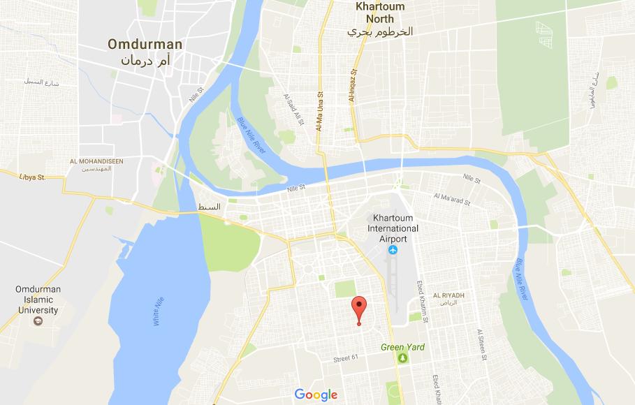 KhartoumMap